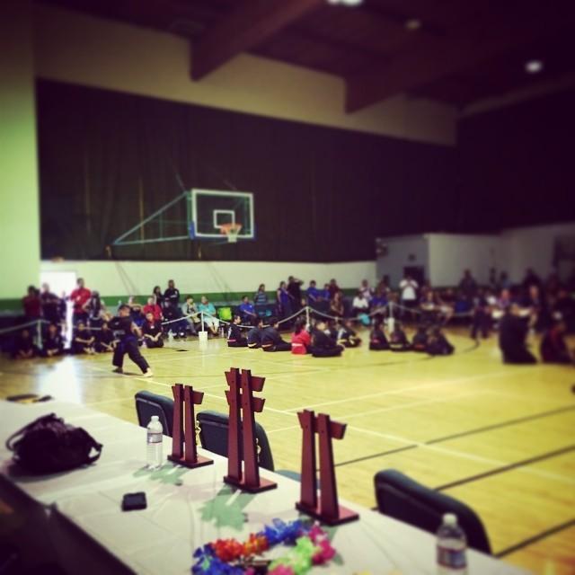Just Chilling… at a #karate #tournament …  #limalamanokaoi #limalama