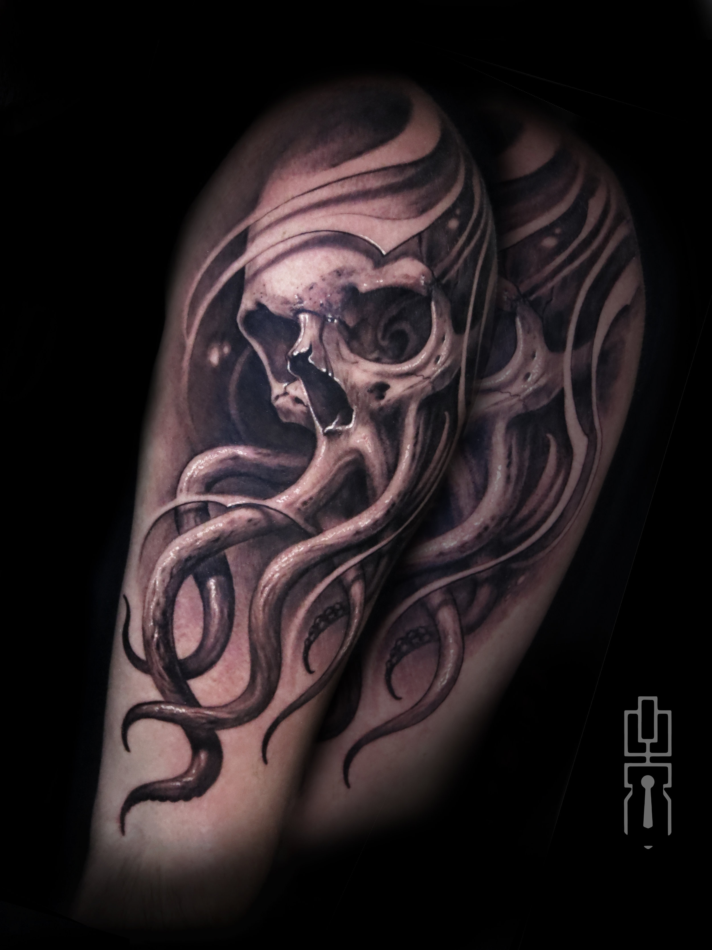 octopus skull octoskull tattoo 2.jpg