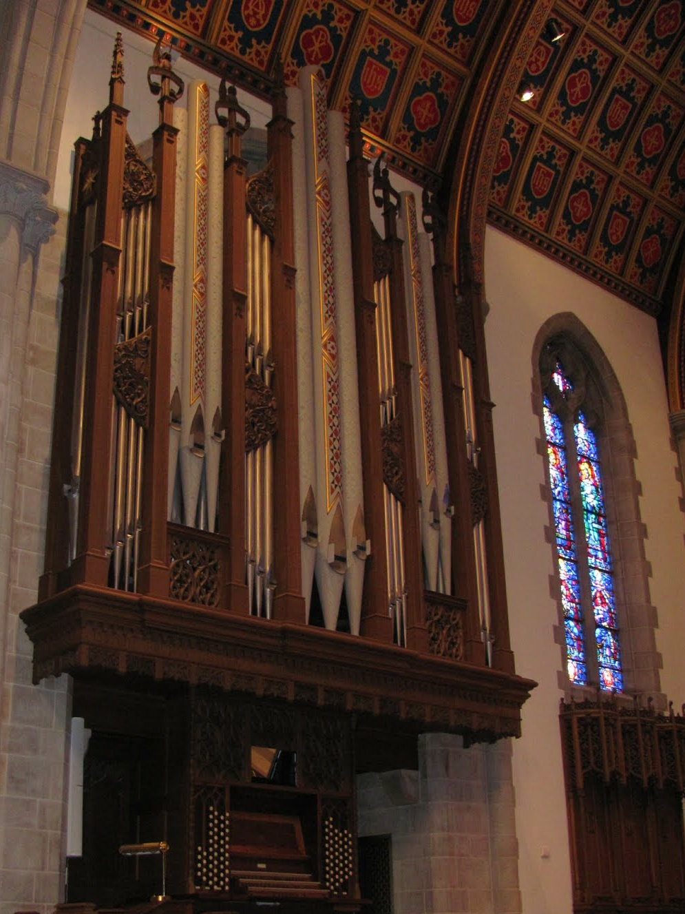 Andover Organ Co. Opus 114 (2007), Christ Lutheran Church