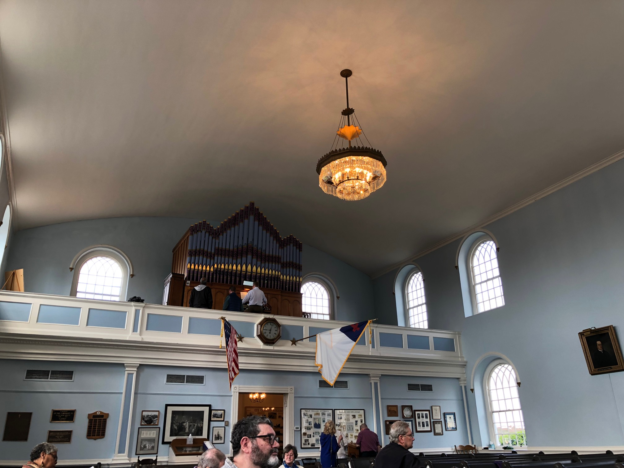 Old Otterbein United Methodist Church