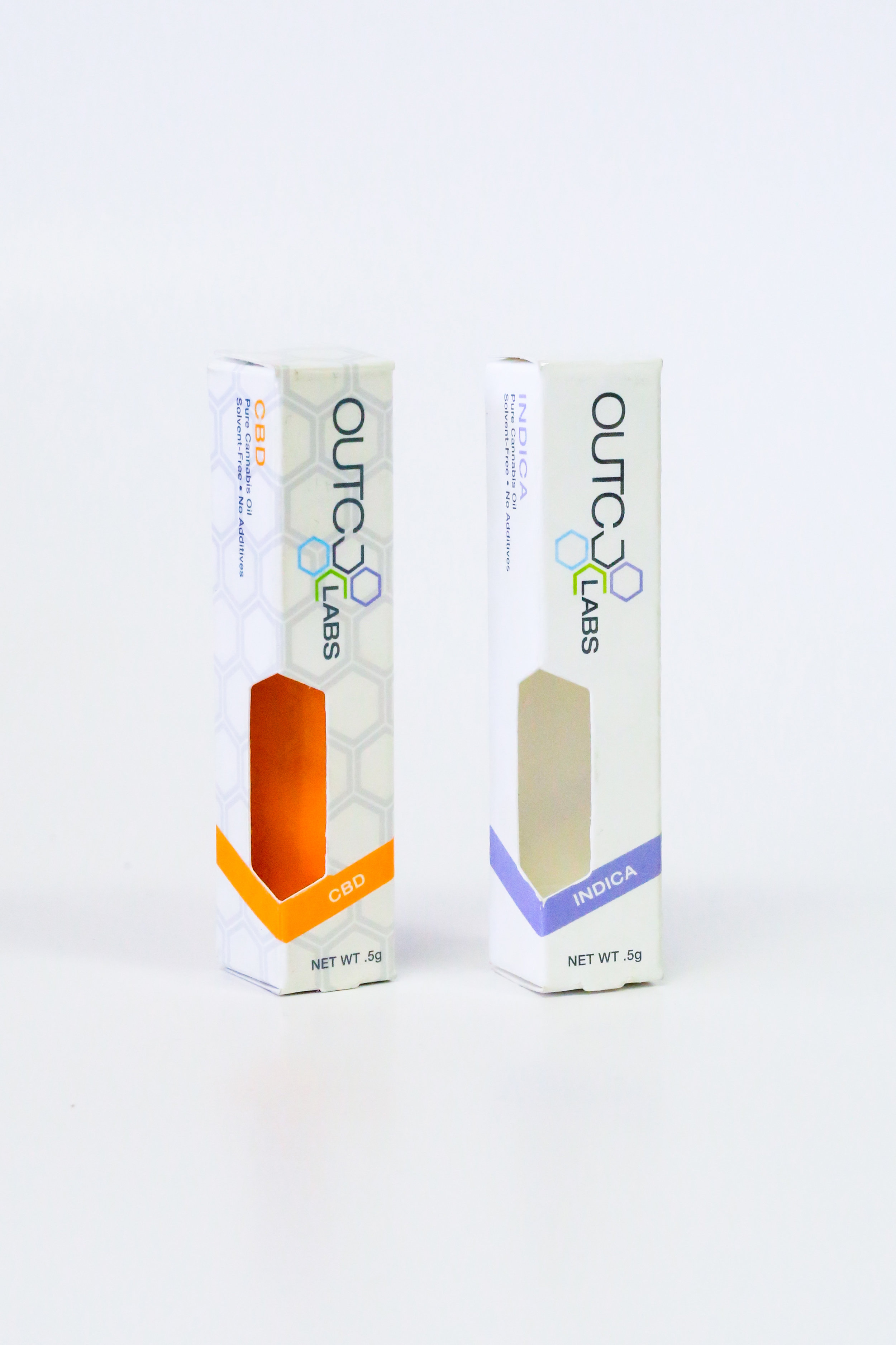 Outc Labs Vaporizer Cannabis Packaging