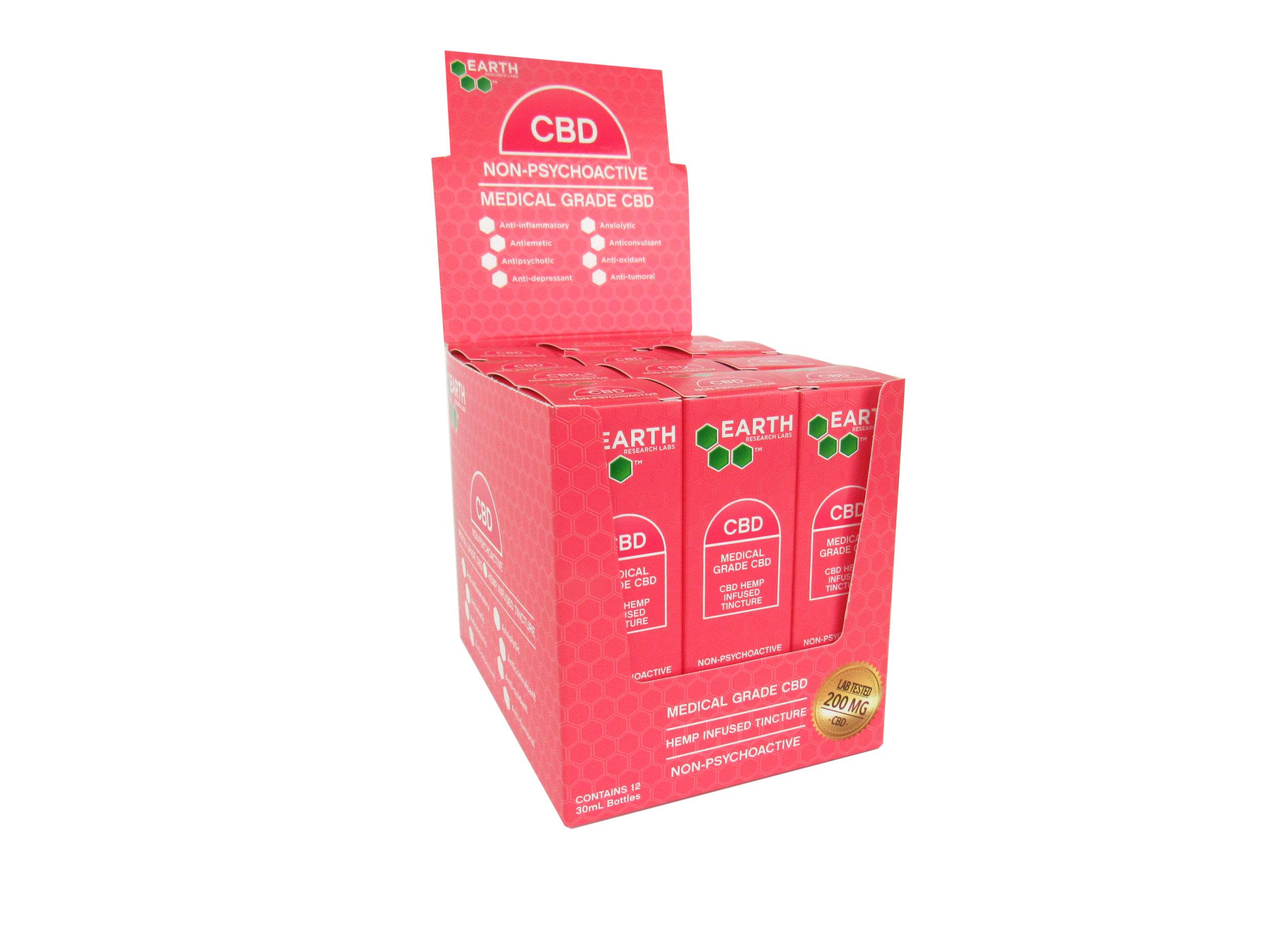 CBD Non-Psychoactive Medical Grade CBD Other Cannabis Packaging