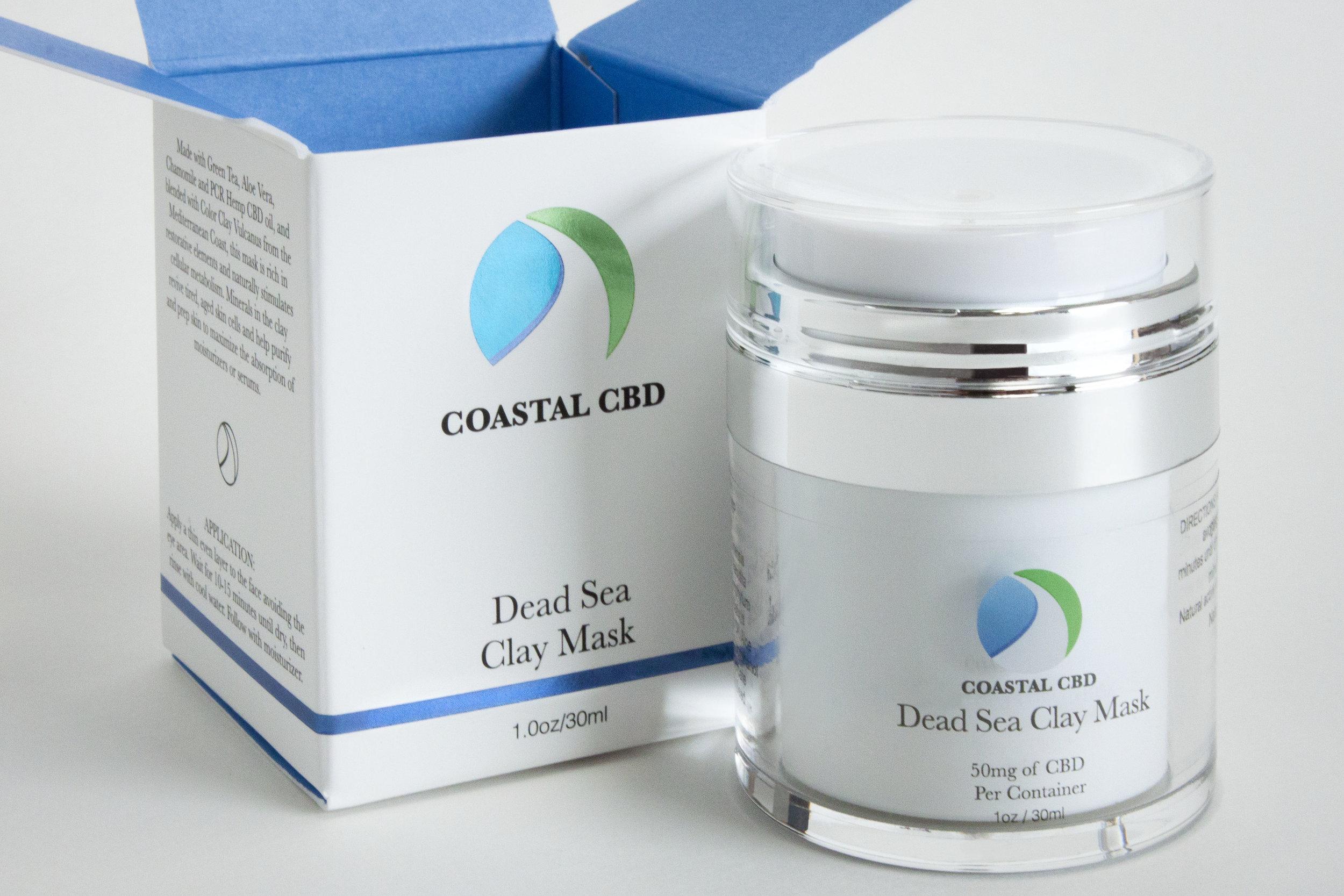 CBD beauty packaging