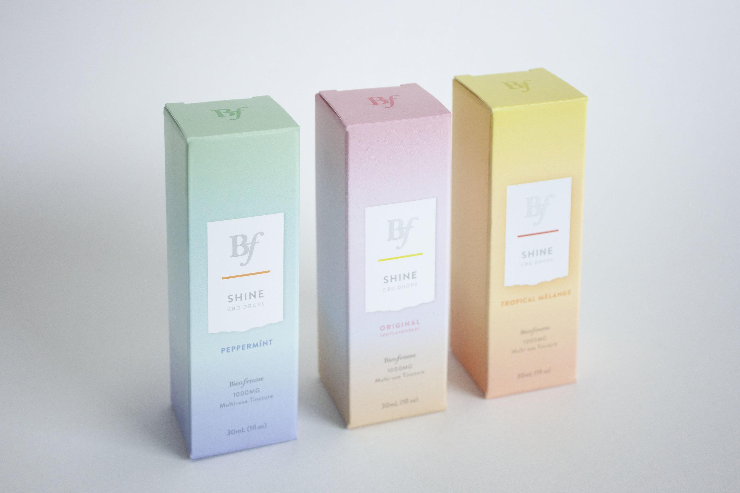 Bien Femme Packaging