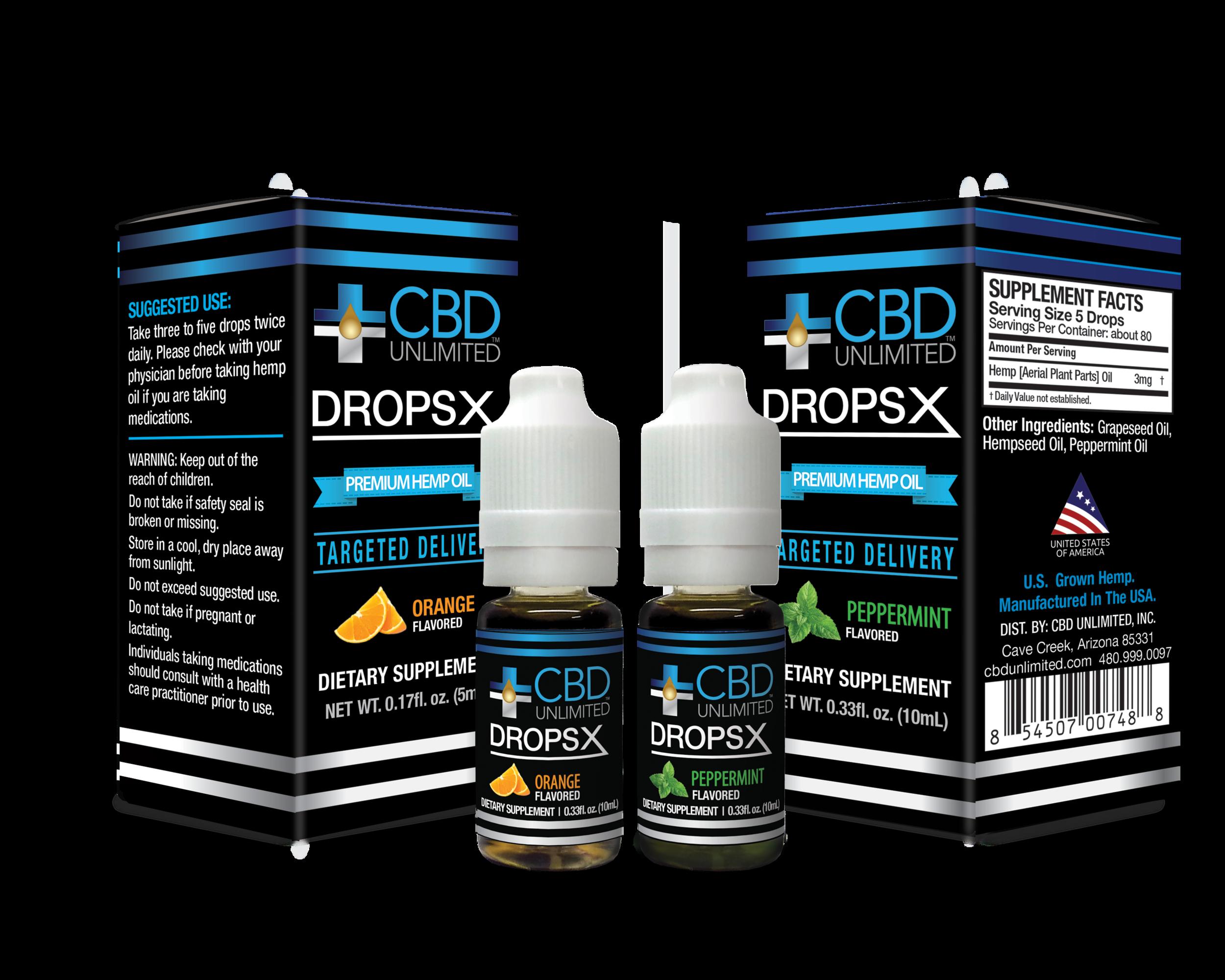 CBD Unlimited Drops