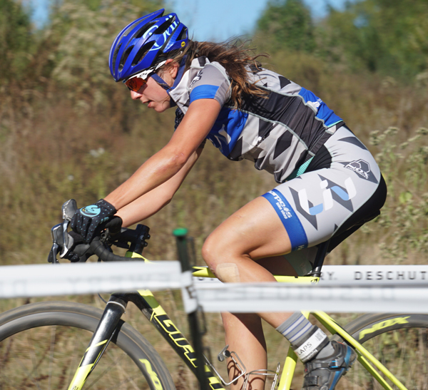 Kaysee Armstrong - Elite CX and MTB