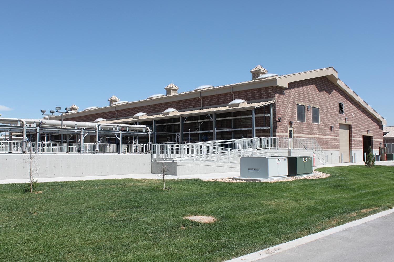Jordan Basin Water Reclamation Facility