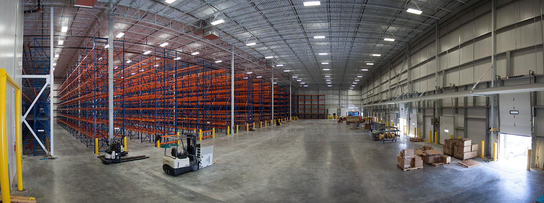 Nicholas Foods Warehouse