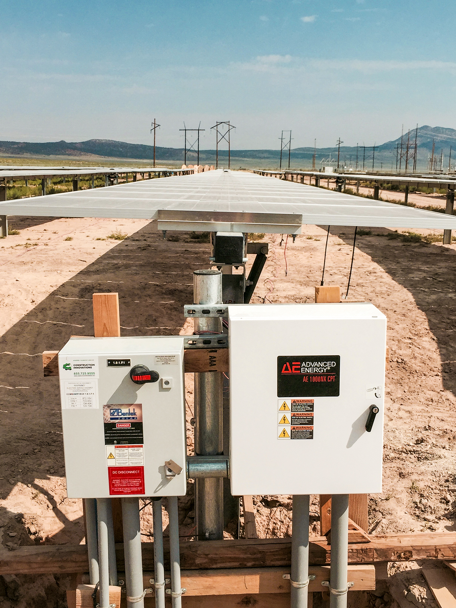 Utah Red Hills Renewable Energy Park