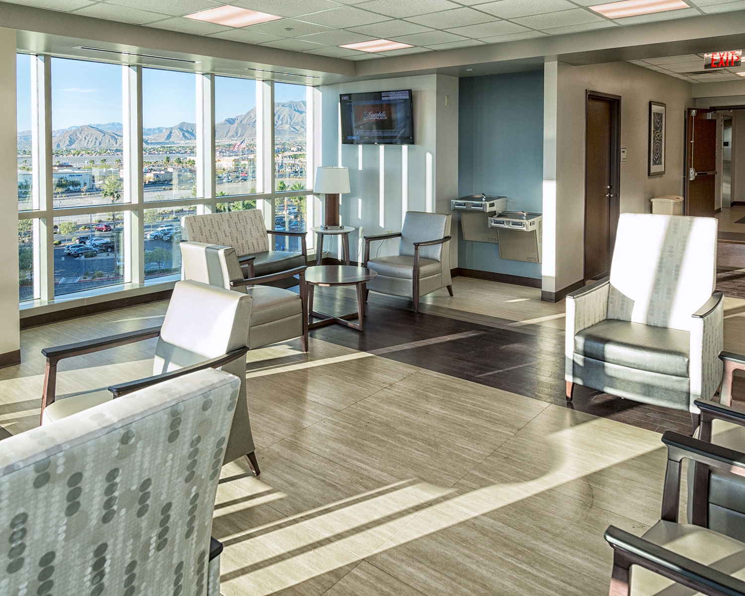 Centennial Hills Hospital | 4th Floor