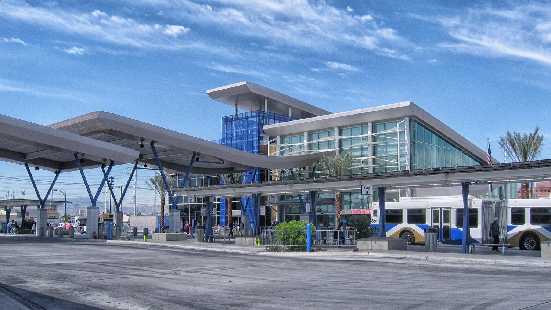 Bonneville Transit Center