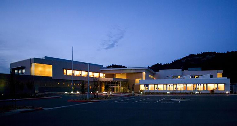 Sonoma Juvenile Detention