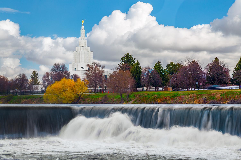 Idaho Falls Idaho Temple Renovation
