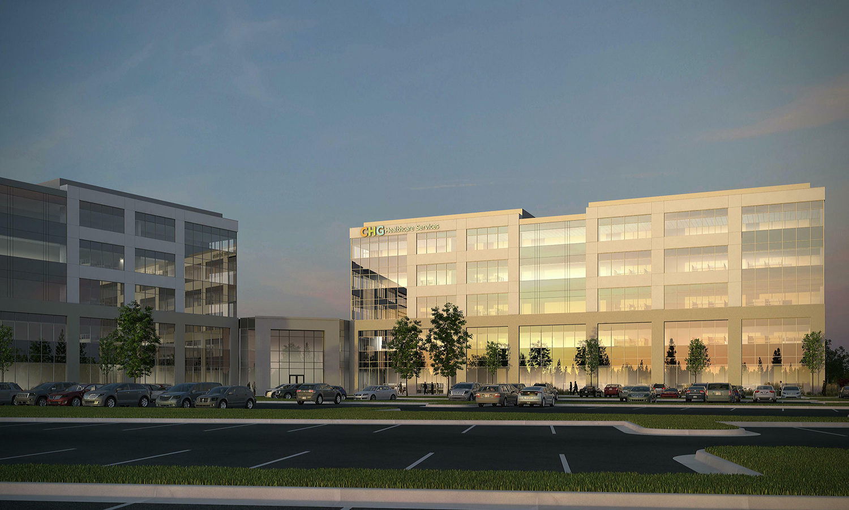 CHG Healthcare Headquarters