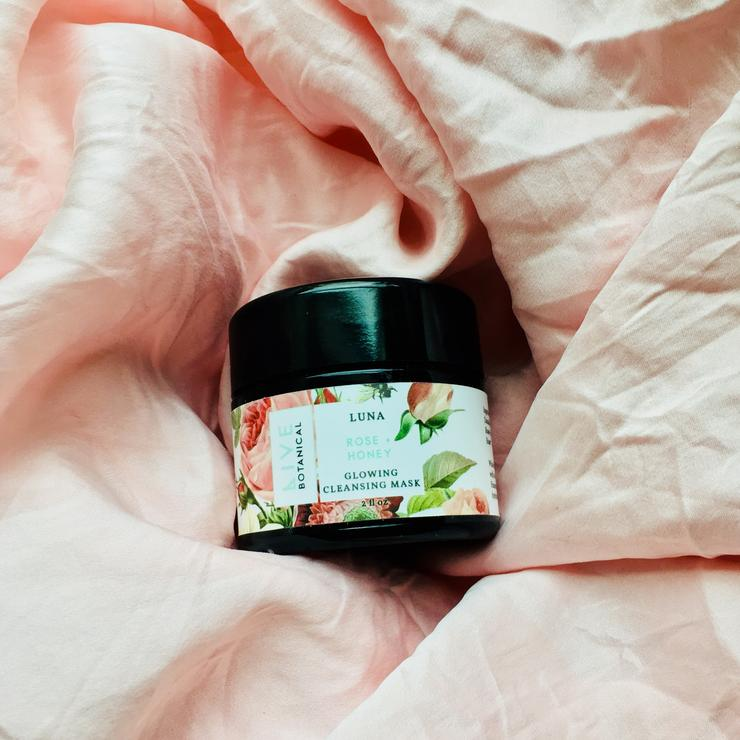 $28. Learn more about Glowing Cleansing mask  here.