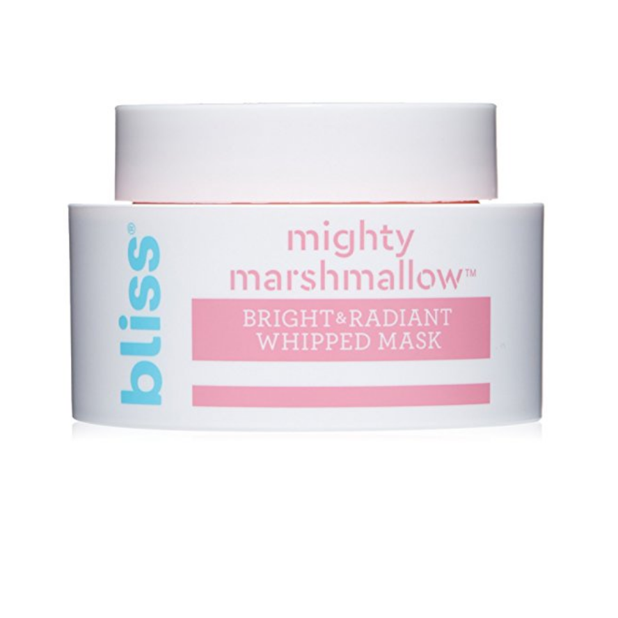 $17. Learn more about Bliss Mighty Marshmallow Mask  here.
