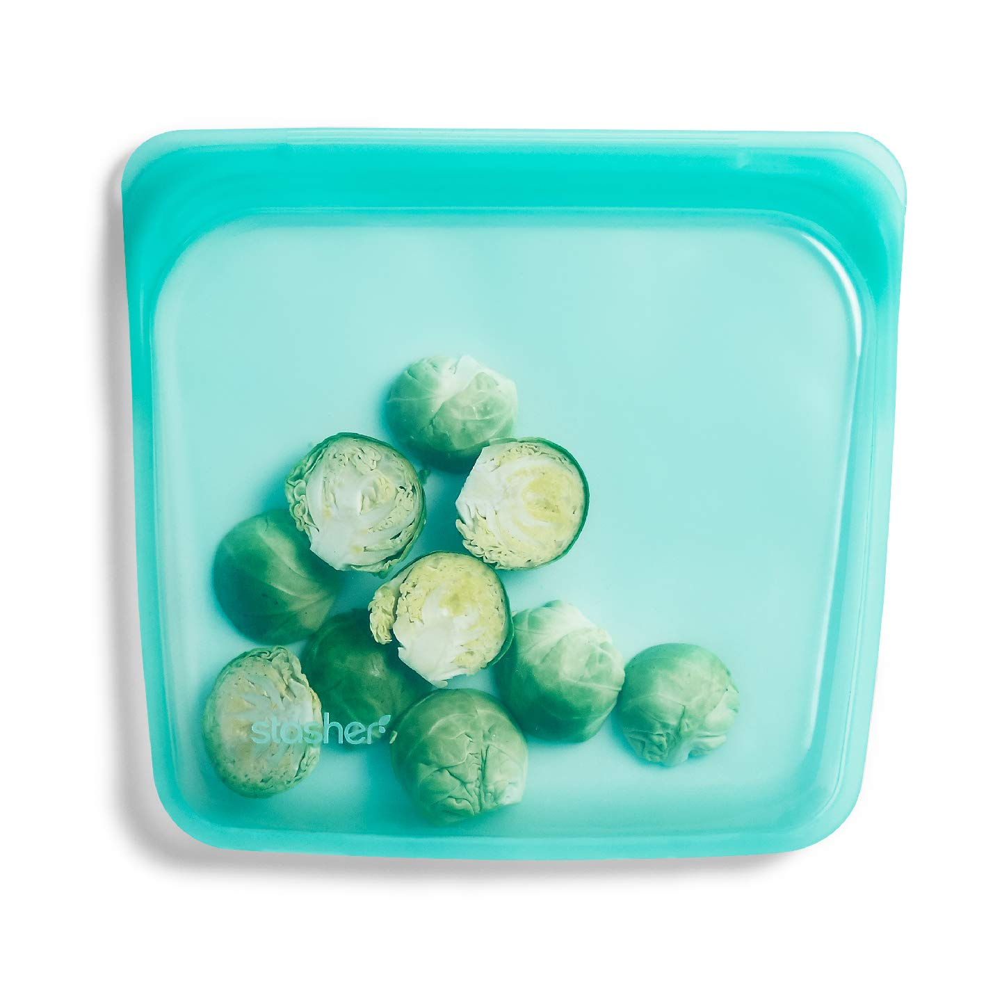 Stasher Reusable Silicone Food Bag  ($12) — Ziploc bags are hard to quit, but Stasher bags are an incredible way to wean yourself off of plastic use. These dishwasher-safe sealable bags are perfect for sandwiches, snacks, and even salads.