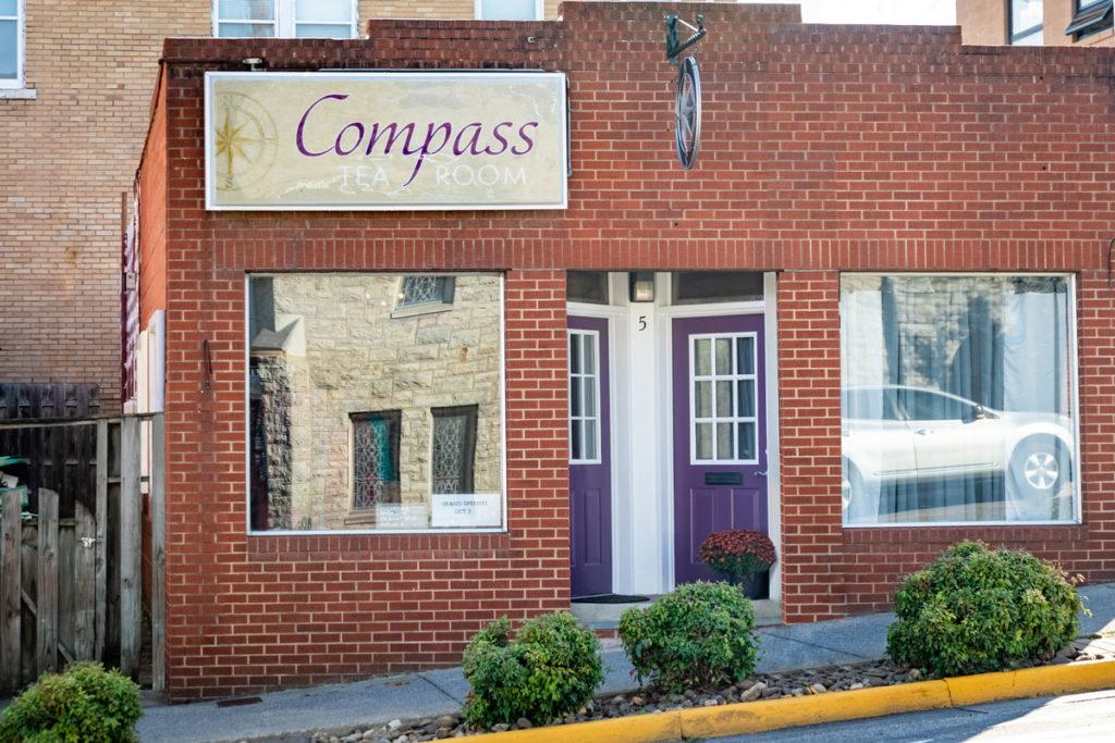 Compass Tea Room - 5 S. Broad Street Luray, VA 22835 -