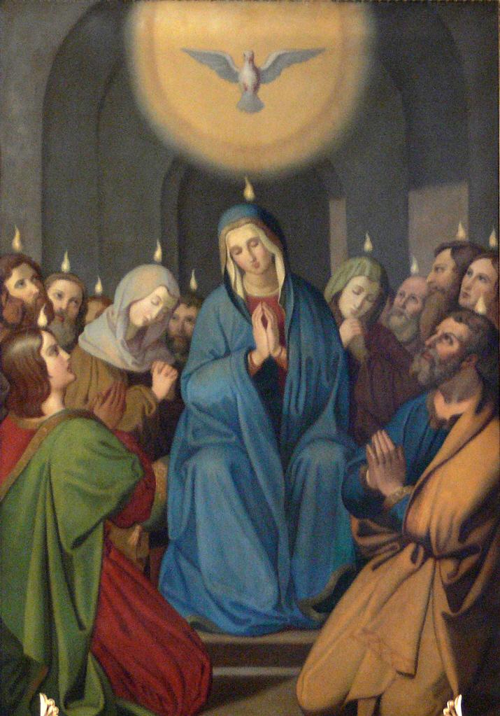 Merazhofen_Pfarrkirche_Josephsaltar_Altarblatt_Pfingstwunder.jpg