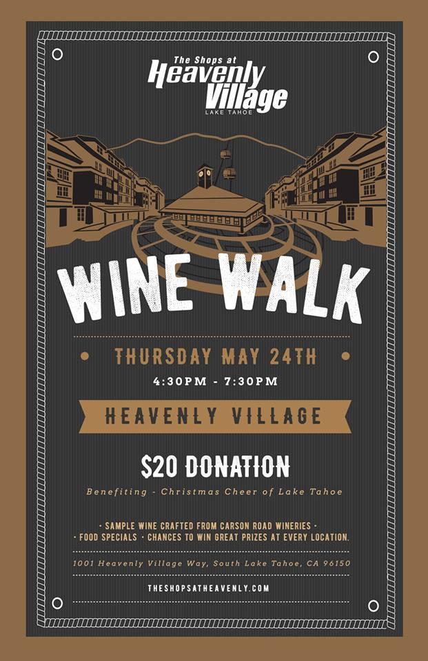 Heavenly Village Wine Walk
