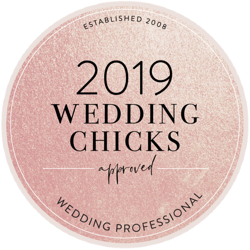 Wedding Chicks Featured Wedding Photographer