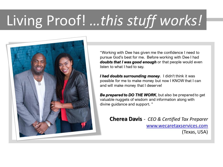 Cherea Davis - Webinar Testimonials.png