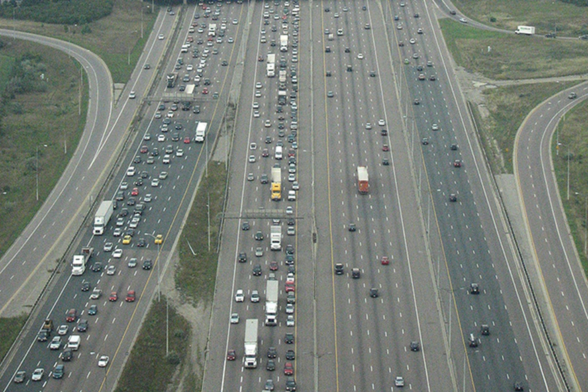 Interstate 10, Texas  - David Long