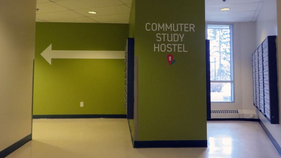Commuter Hostel at Lister Centre. Photo from  The Gateway
