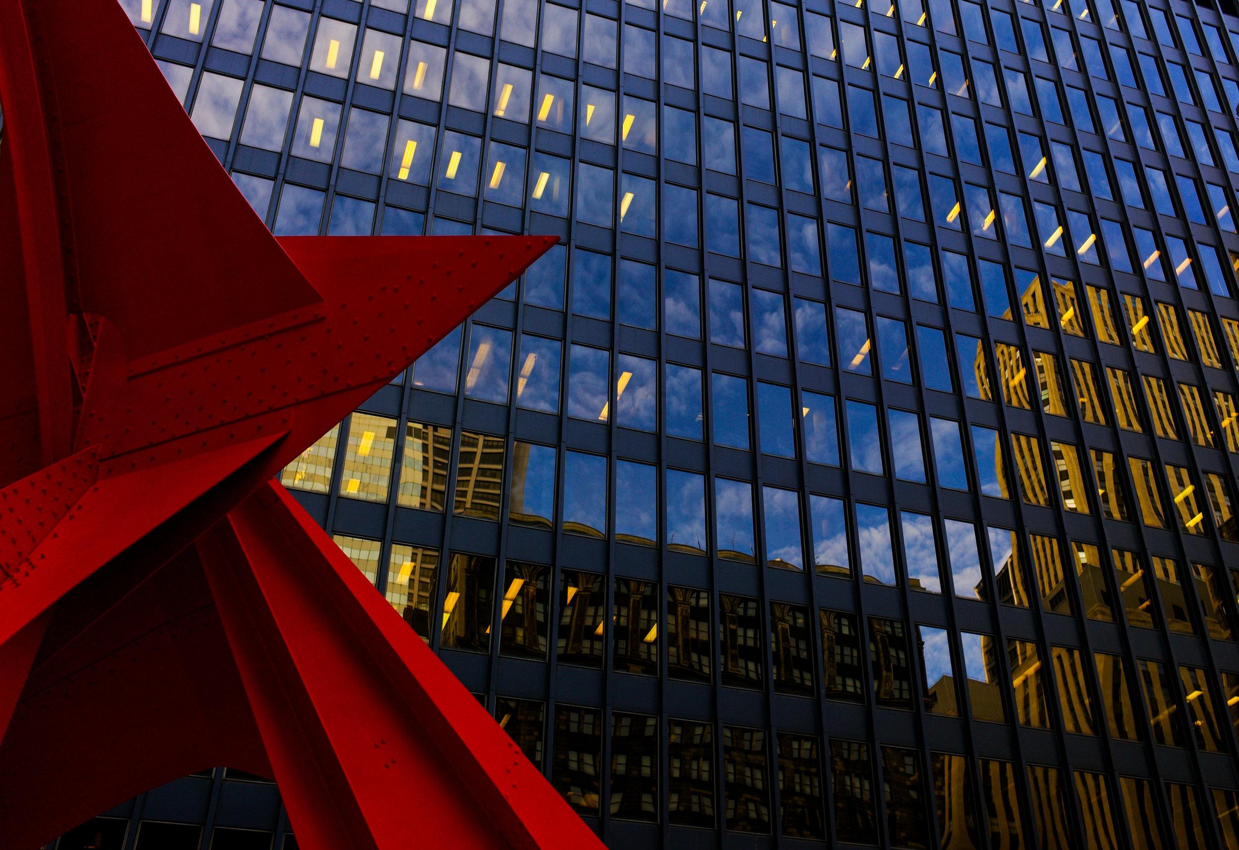 Calder/Federal Center