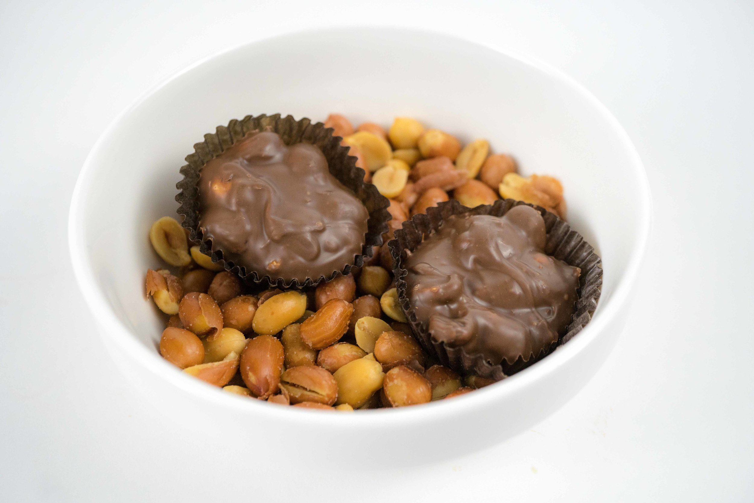 Milk Chocolate Spanish Peanuts