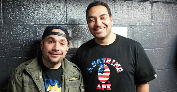 Juan EpsteiN   Based in New York, Juan Epstein is the longest running hip hop podcast, hosted by Peter Rosenberg and Cipha Sounds. Since its debut in 2007, it has featured some of the most notorious icons in hip hop and pop culture. You can check out Juan Epstein  here  and follow  Rosenberg  and  Cipha Sounds  on Instagram.
