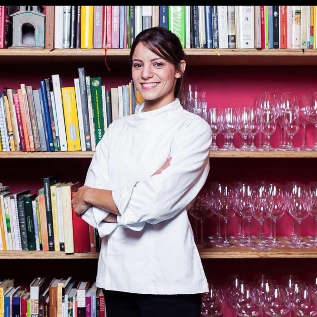 Elisa Fernandes  | Jantar de abertura + TALK no DOMINGO 8/ABR