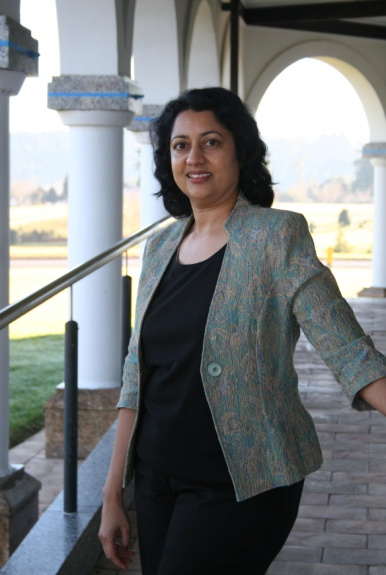 ecentre Innovator in Residence Dr Aruna Shekar