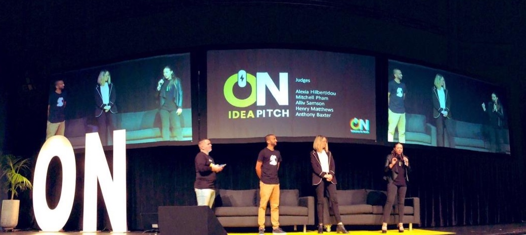 ecentre was a supporter of the ON Idea Pitch competition