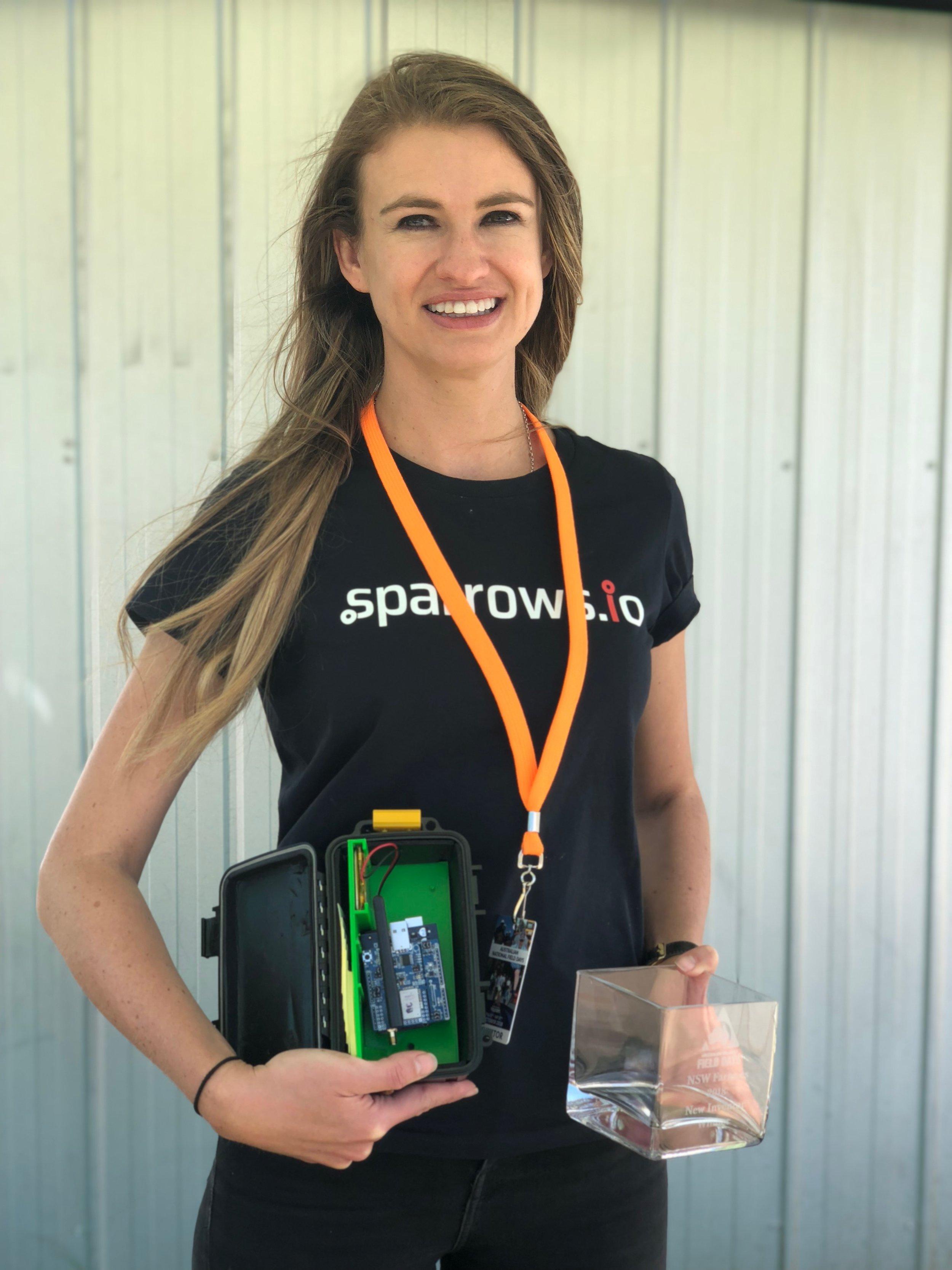 Andrea Watson -Sparrows.JPG