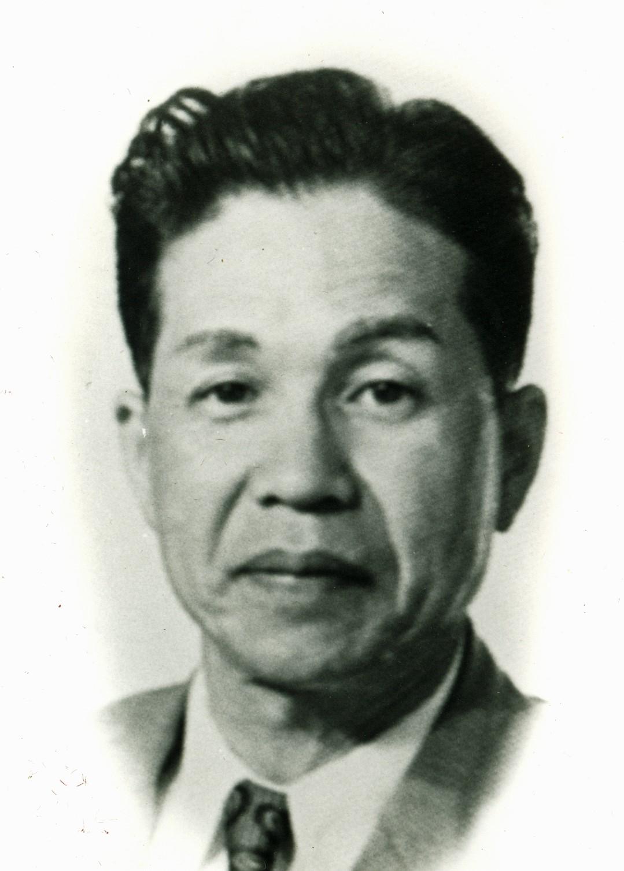 Masataro Shigematsu 1948-1953