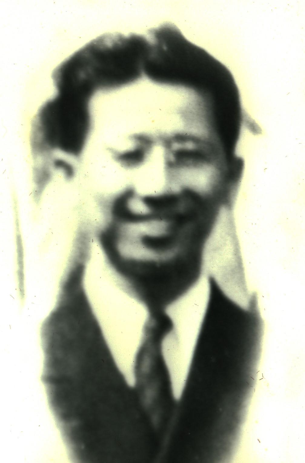 Robert Shimoda 1944-1949