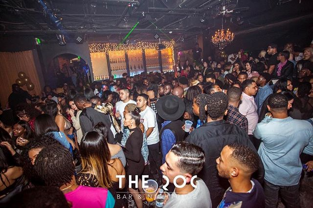 Get ready for a busy weekend at The Roc Friday through Sunday. Great weather, vibes and sold out nights 🍾 TheRocSF.com