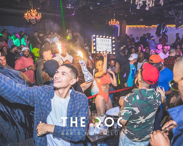 Over 120 bottles pre booked this weekend. Legendary. San Francisco's #1 hip hop club. See you there 😉 TheRocSF.com