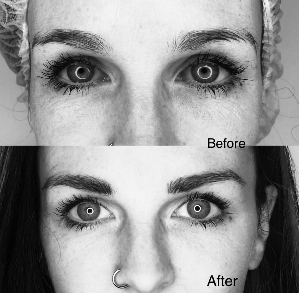 Microblading - Every microblading session is different. We all have different issues whether it's bald spots, or unevenness; whatever the case may be, we can help.
