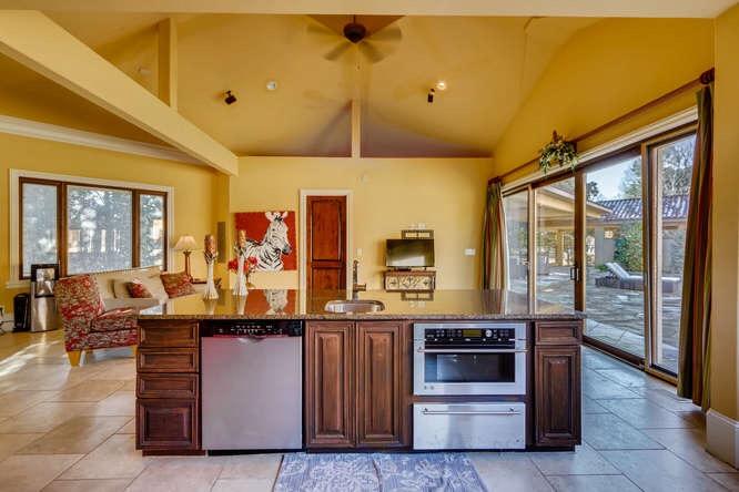 Pool House Kitchen Appliances