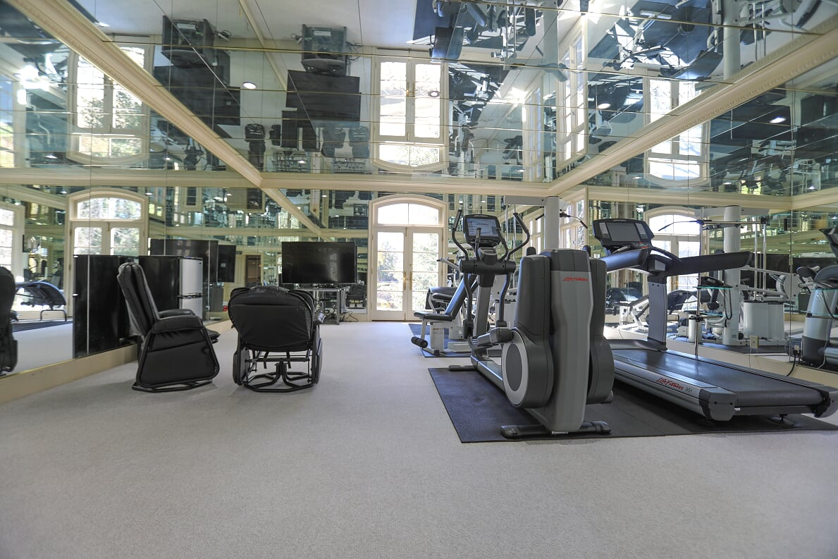 Gym & Equipment
