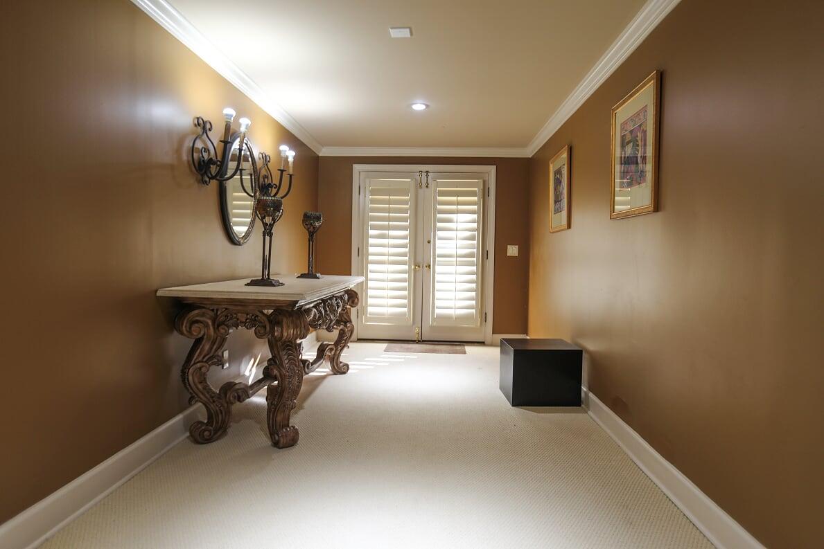 Hallway to Patio