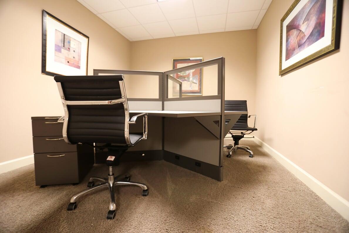 Basement Office 2