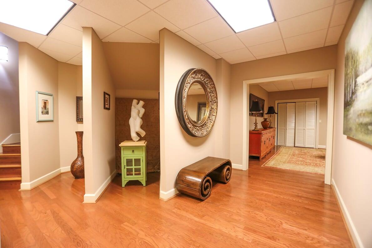 Basement Lounge area 4