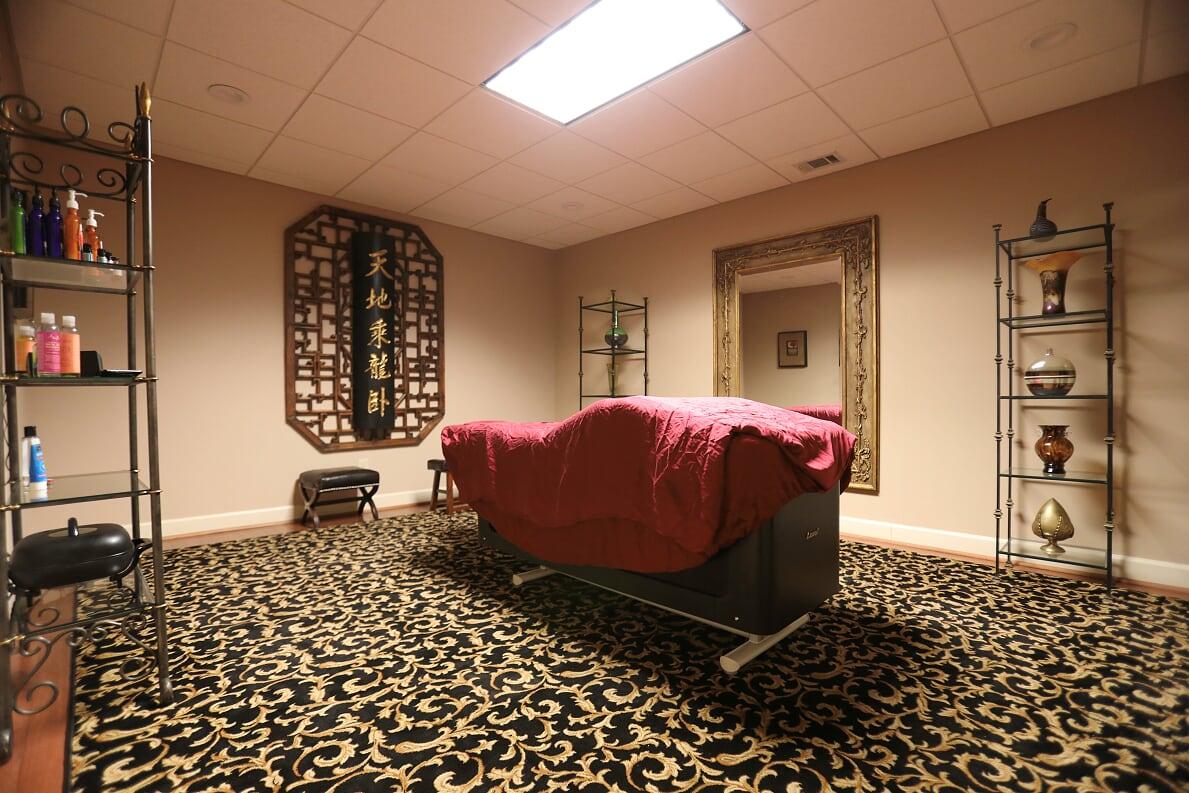 Basement Lounge area 3