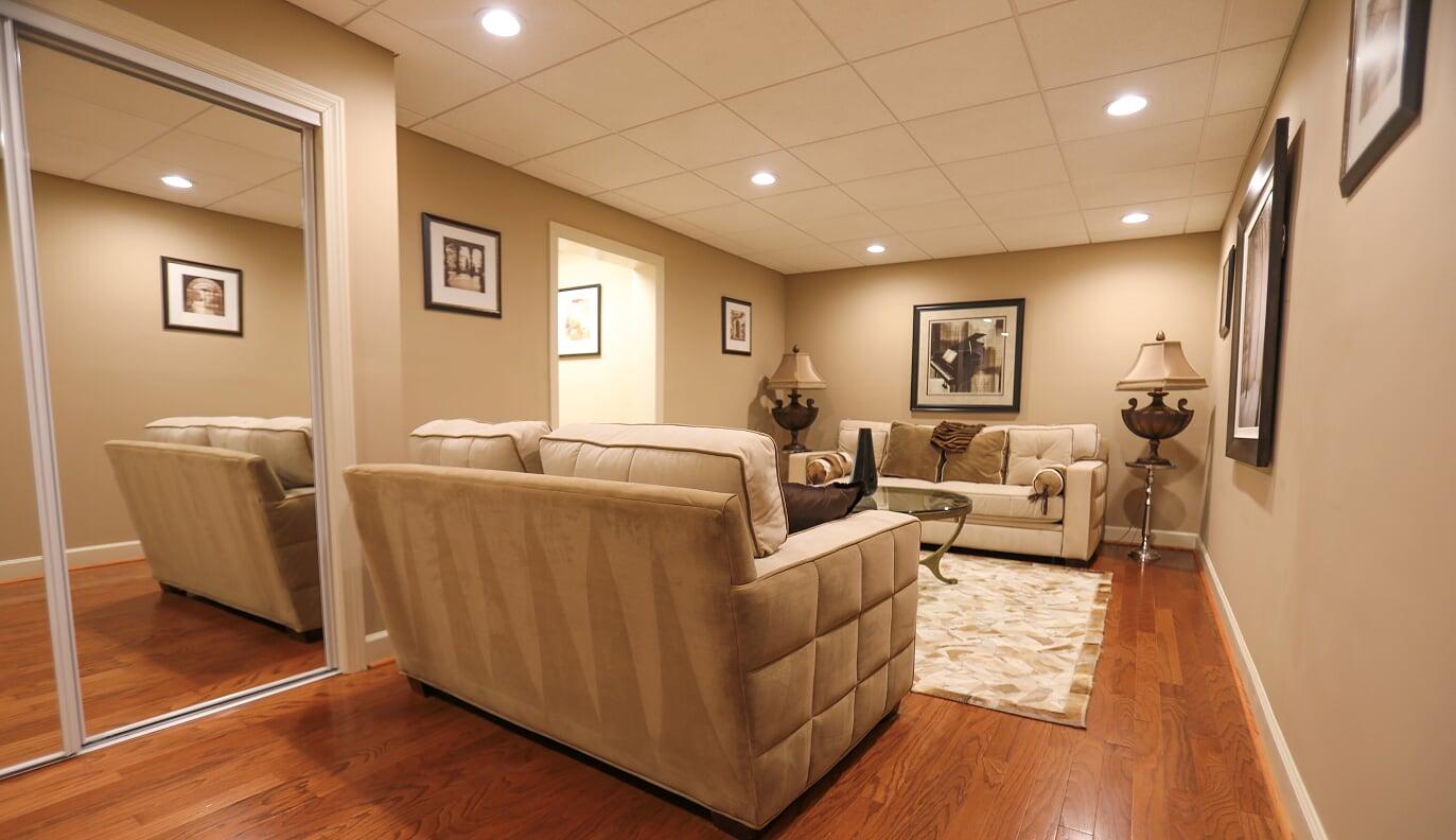 Basement Lounge area 2