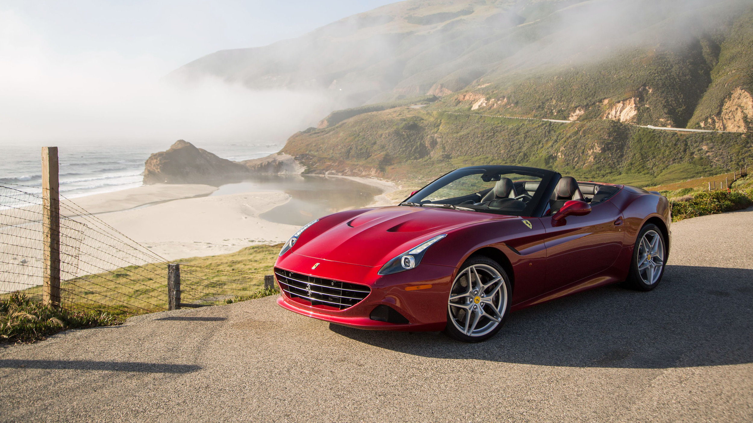 Ferrari California - Color | Red