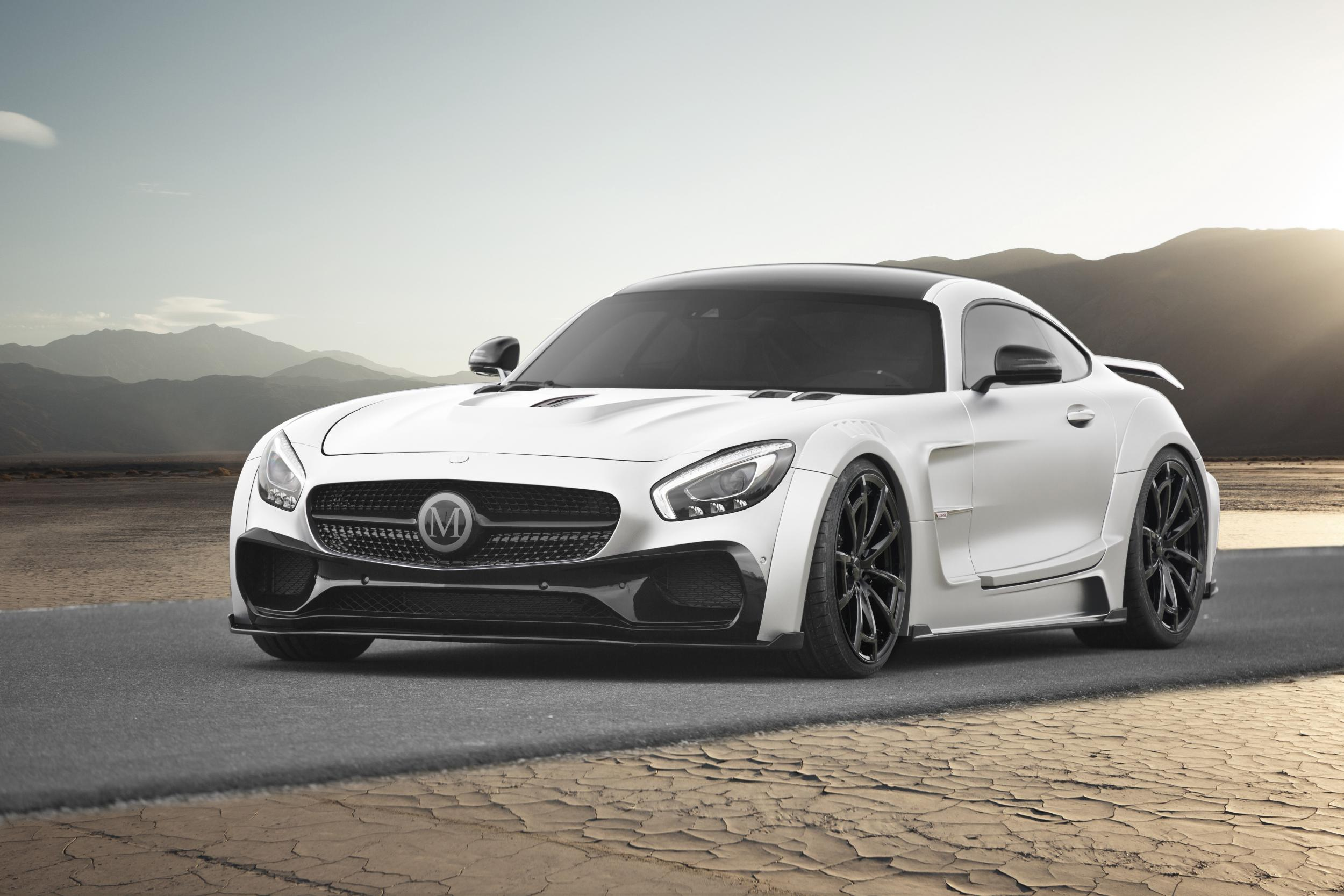 Mercedes-Benz AMG GTS - Color | White