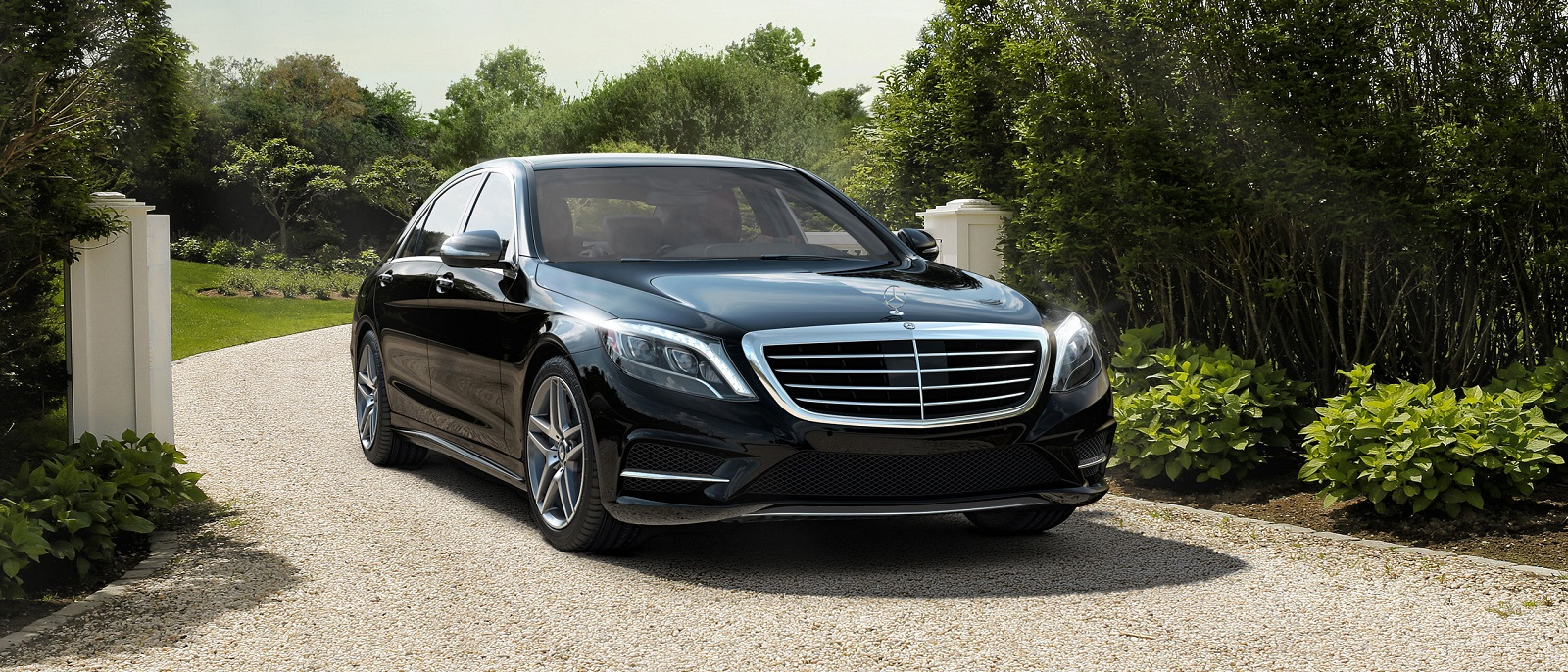 Mercedes-Benz S550 - Color | Black